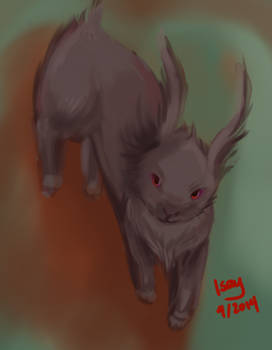 Bunny For Lord Fondles