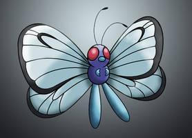 Butterfree... by Thunderwest