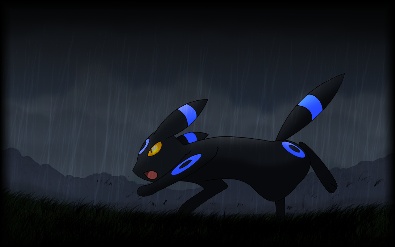 Umbreon, The Night Pokemon By Thunderwest On DeviantArt