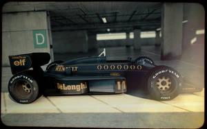 Lotus 98T #2