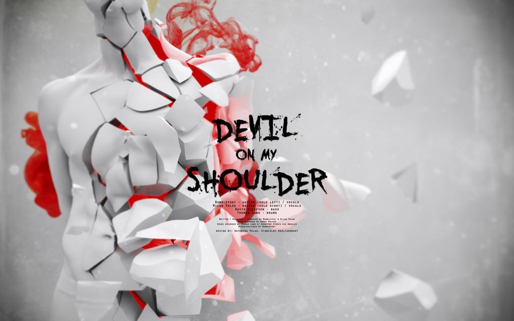 Devil on my shoulder I by blakk