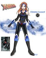 X-Men OC by zoro4me3