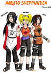 Naruto Shippuuden: Team 9