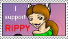 Stamp: Ripfangdragon by zoro4me3