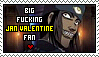 Stamp: Jan Valentine by zoro4me3