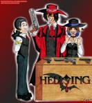 COMMISSION: Animehorses4eva