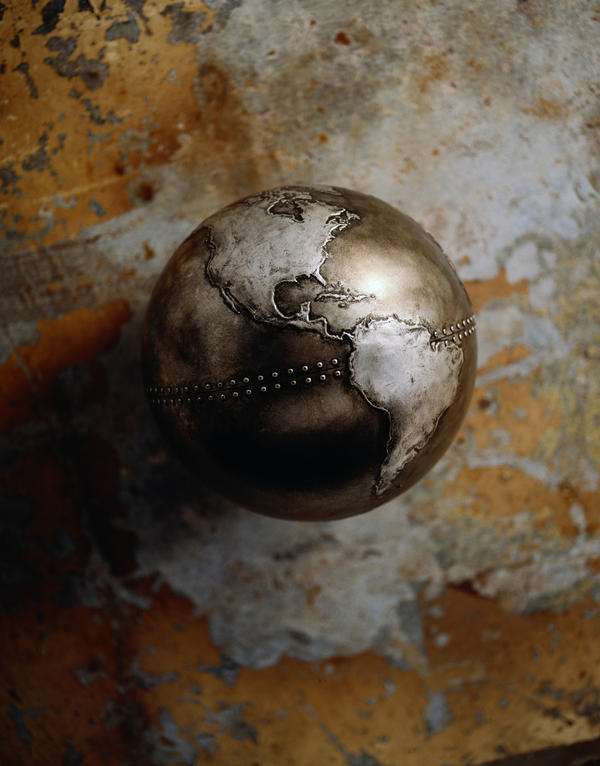 Earth Ball II by The-Panic