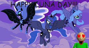 Happy Luna day