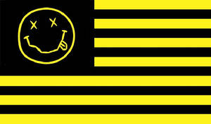 Nirvana Flag