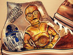 Star Wars Shoes Side 1