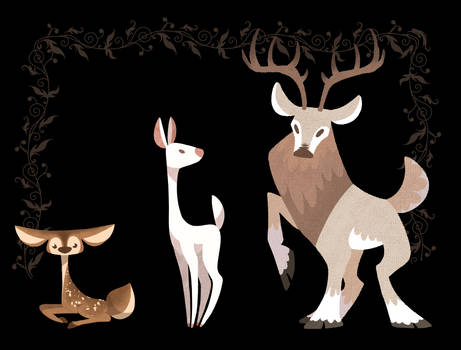 deery me