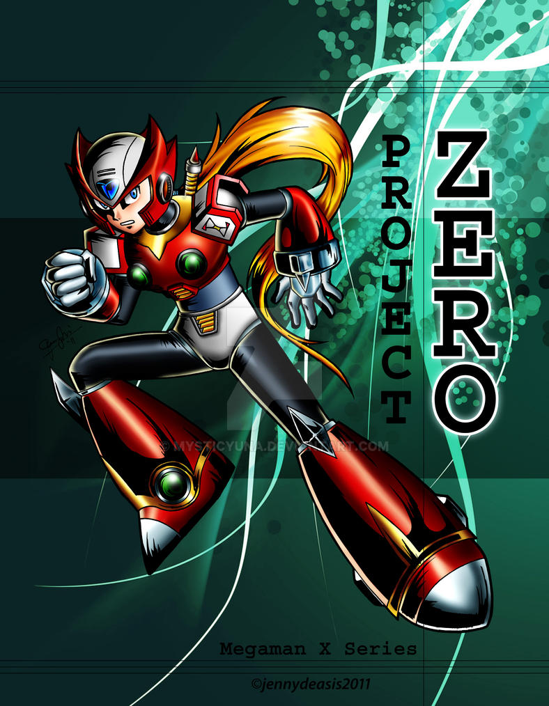 Project: Zero by MysticYuna