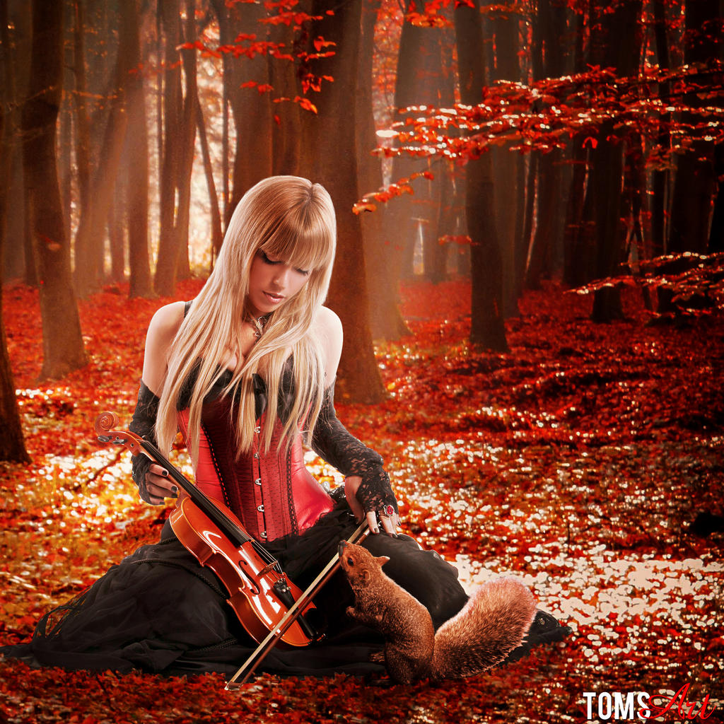 Violin Beauty