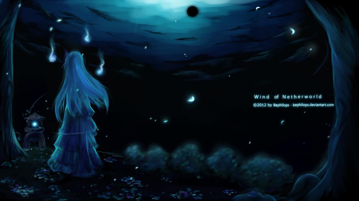 Wind of Netherworld by Bephilops