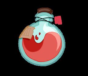 Potion Pot by danceswithmurlocs