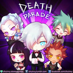 Death Parade by chuinny