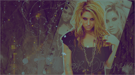Kesha Signature by Lorri-Styles