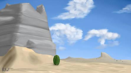 Minecraft Desert