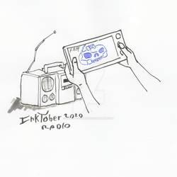 Inktober 2020 - Radio