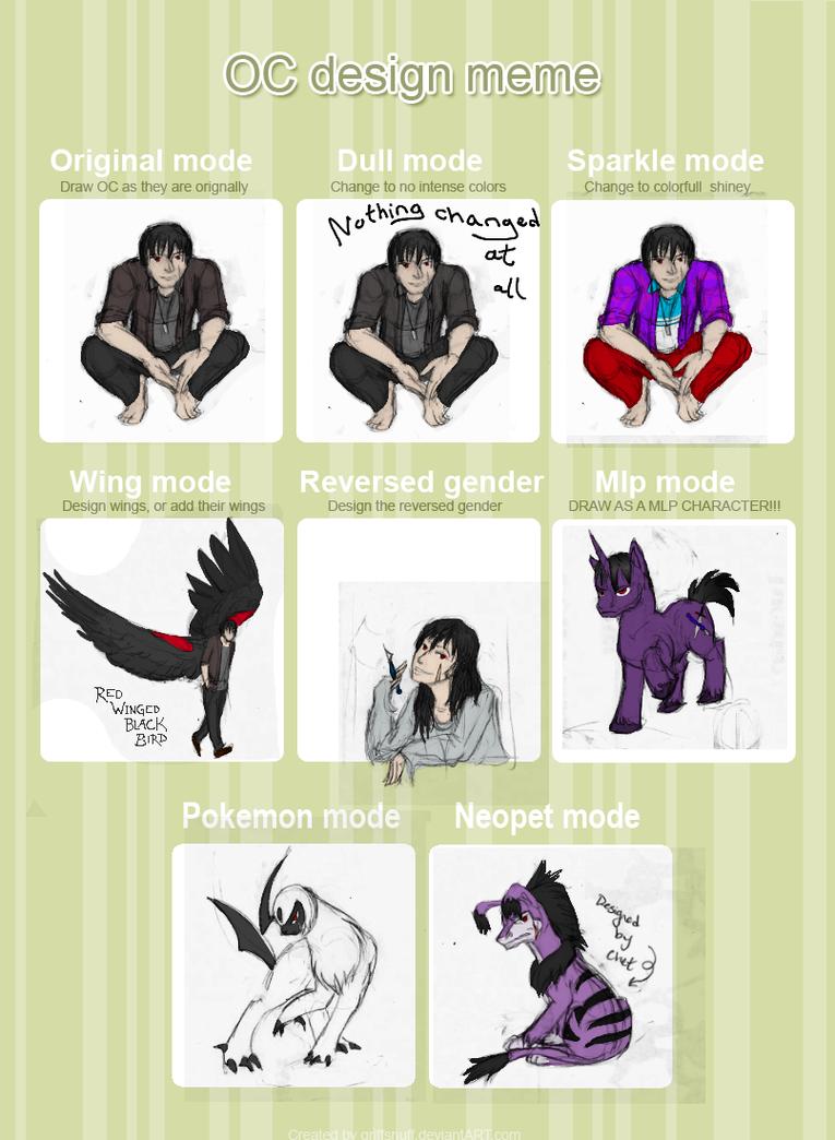Character Design Meme : Character design meme vaenlin hale by chardove on deviantart