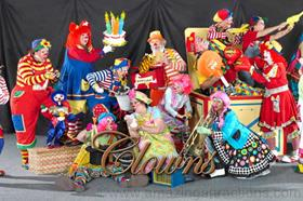 00clowns Rszed by AmazingAttractions