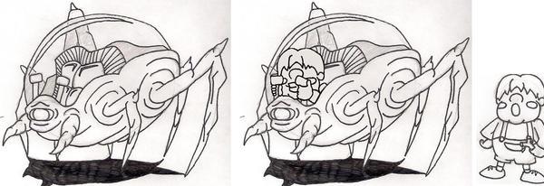 Heavily Armored Porky
