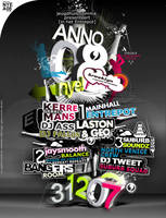 Anno 08 Poster predesign by Destin8x