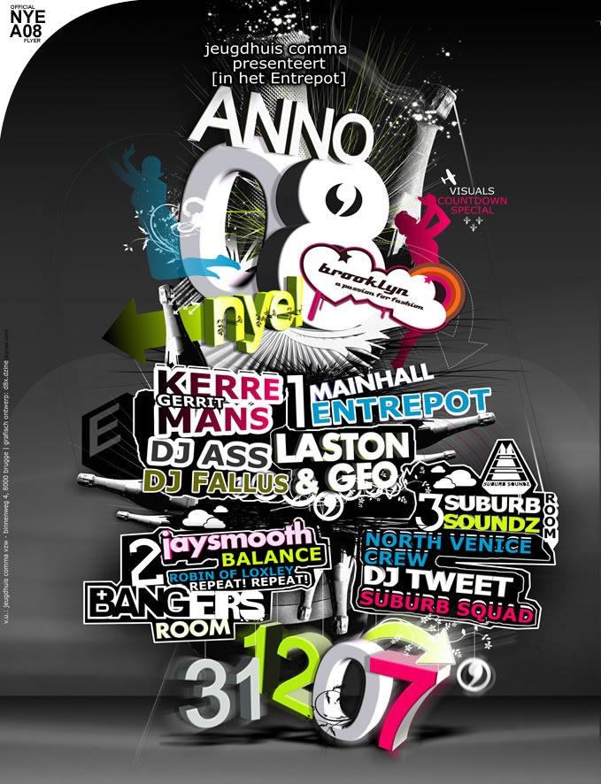 Anno 08 Poster predesign by Destin8x