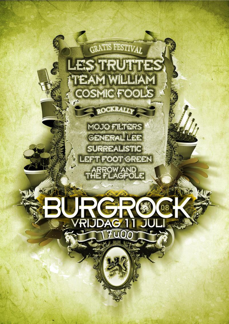 BurgRock Predesign by Destin8x