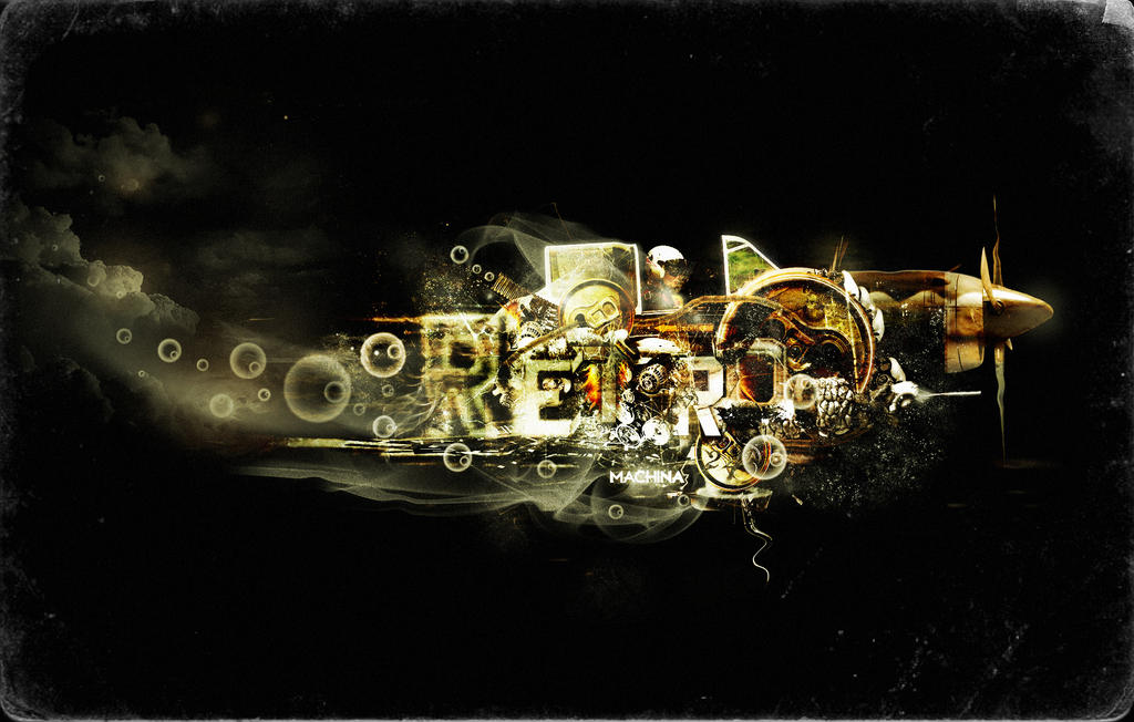 Retro Machina by Destin8x