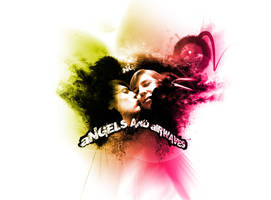 Angels and Airwaves by Destin8x