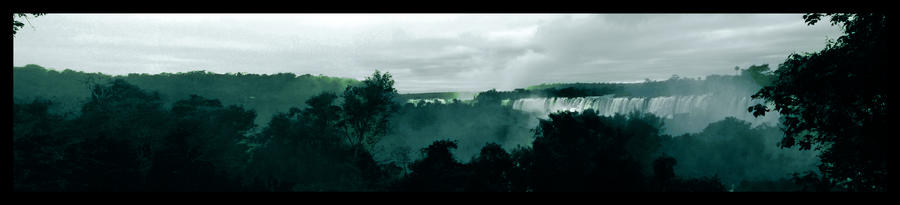 Las Cataratas by sutoll