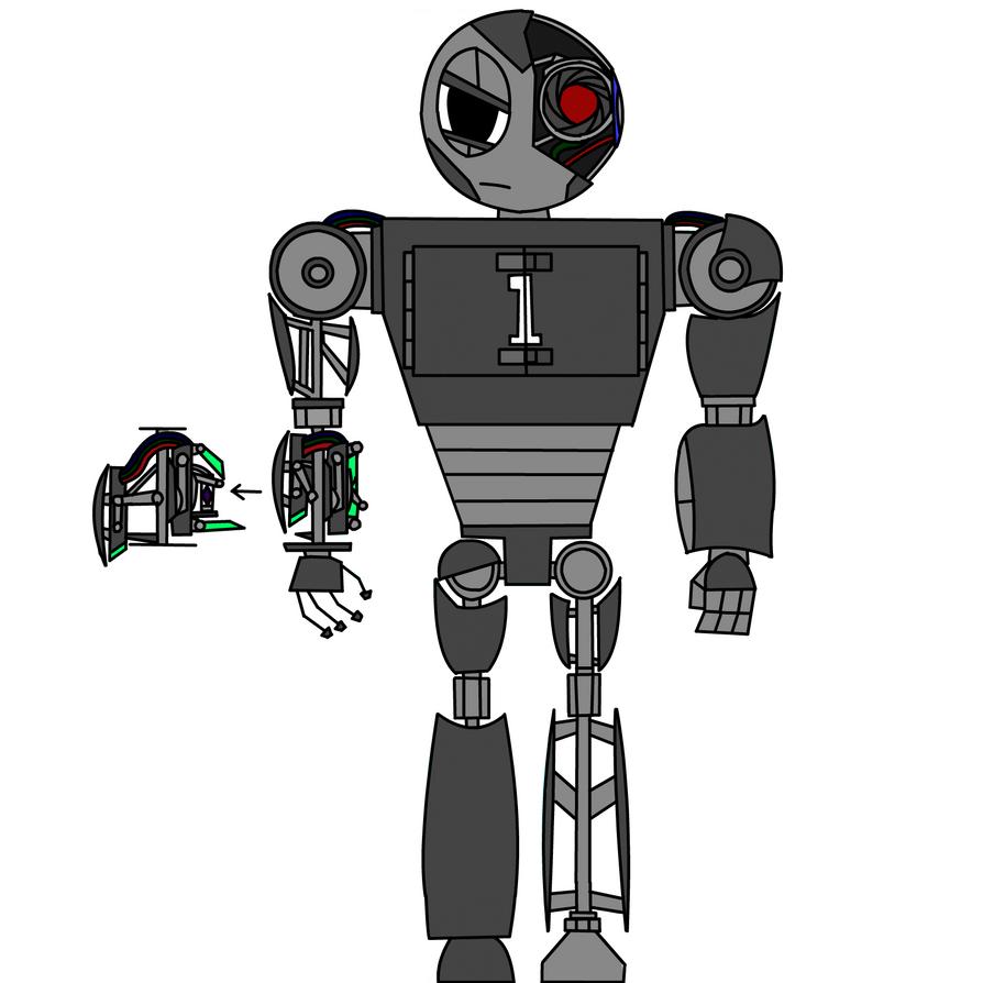 R-K1 by RKTheRobot on DeviantArt
