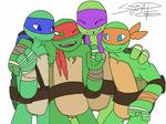 TMNT2012. I Love You Guys