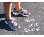 Peace, Love, and Running