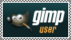 Gimp Stamp by TinyCherry
