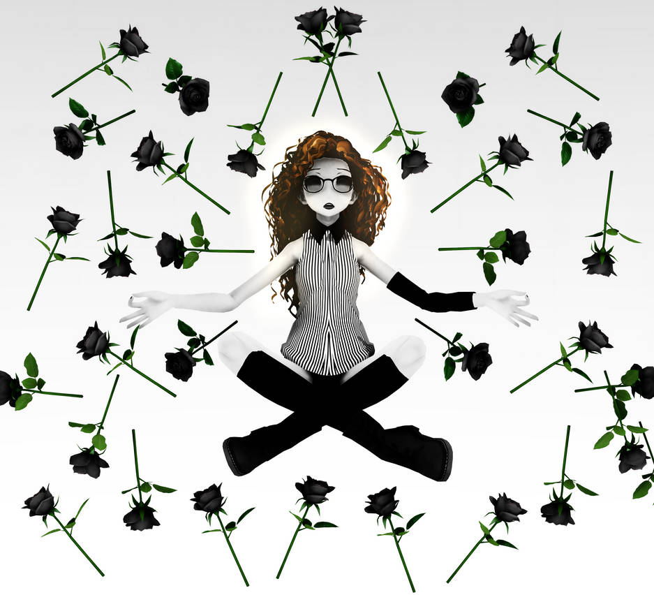 [MMD - Self Model] . : O V E R T H I N K E R : .