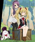 Akira and Elestern