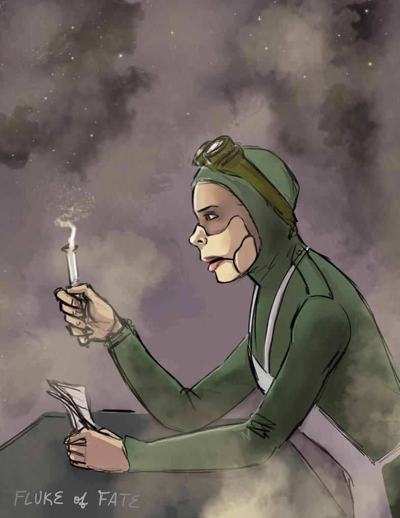 Doctor Poison by FlukeOfFate