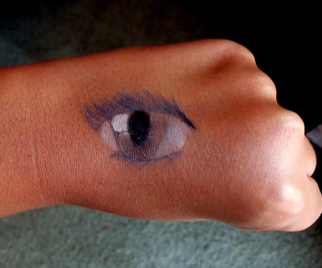 Eye-Makeup art by TheHunter56
