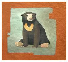 AZ_Sun Bear by Duffzilla