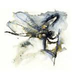 InkAnimals - Dragonfly