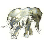 InkAnimals - Elephant