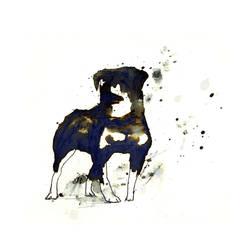 InkAnimals - Rottweiler