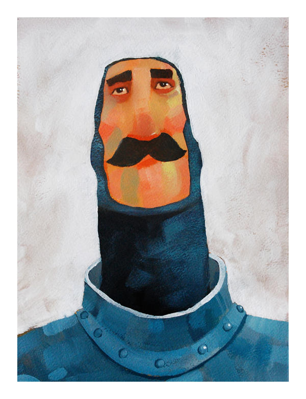 Long Knight by Duffzilla