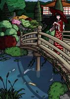 A Garden of Wonder by CaptainKachiro