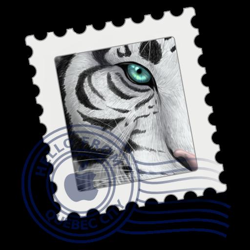 Tiger Mail by sir-martyo
