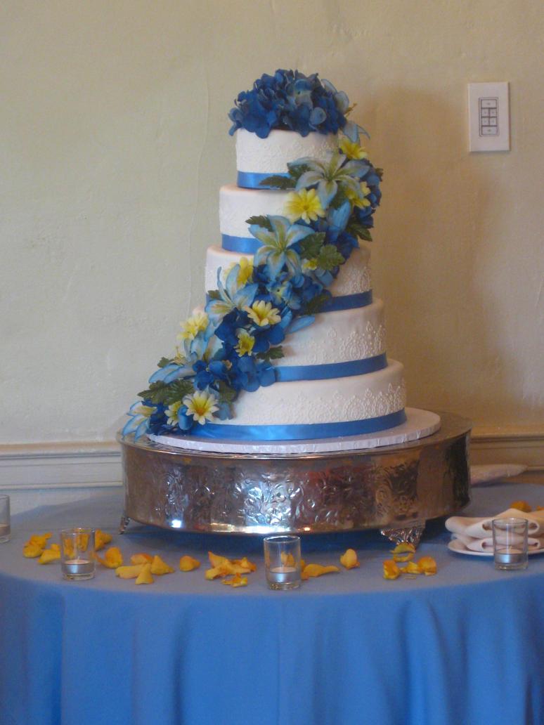 Wedding Cake 6.28.2014 by CCShabutie