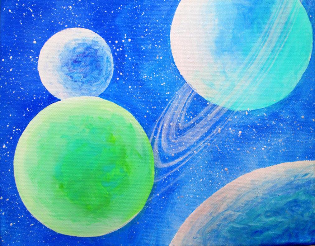 Blue Planet by CCShabutie
