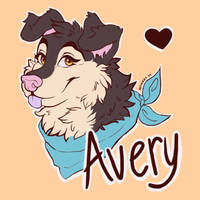 Avery Badge